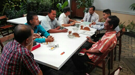 Meeting Tim Justitia Law Firm & Co